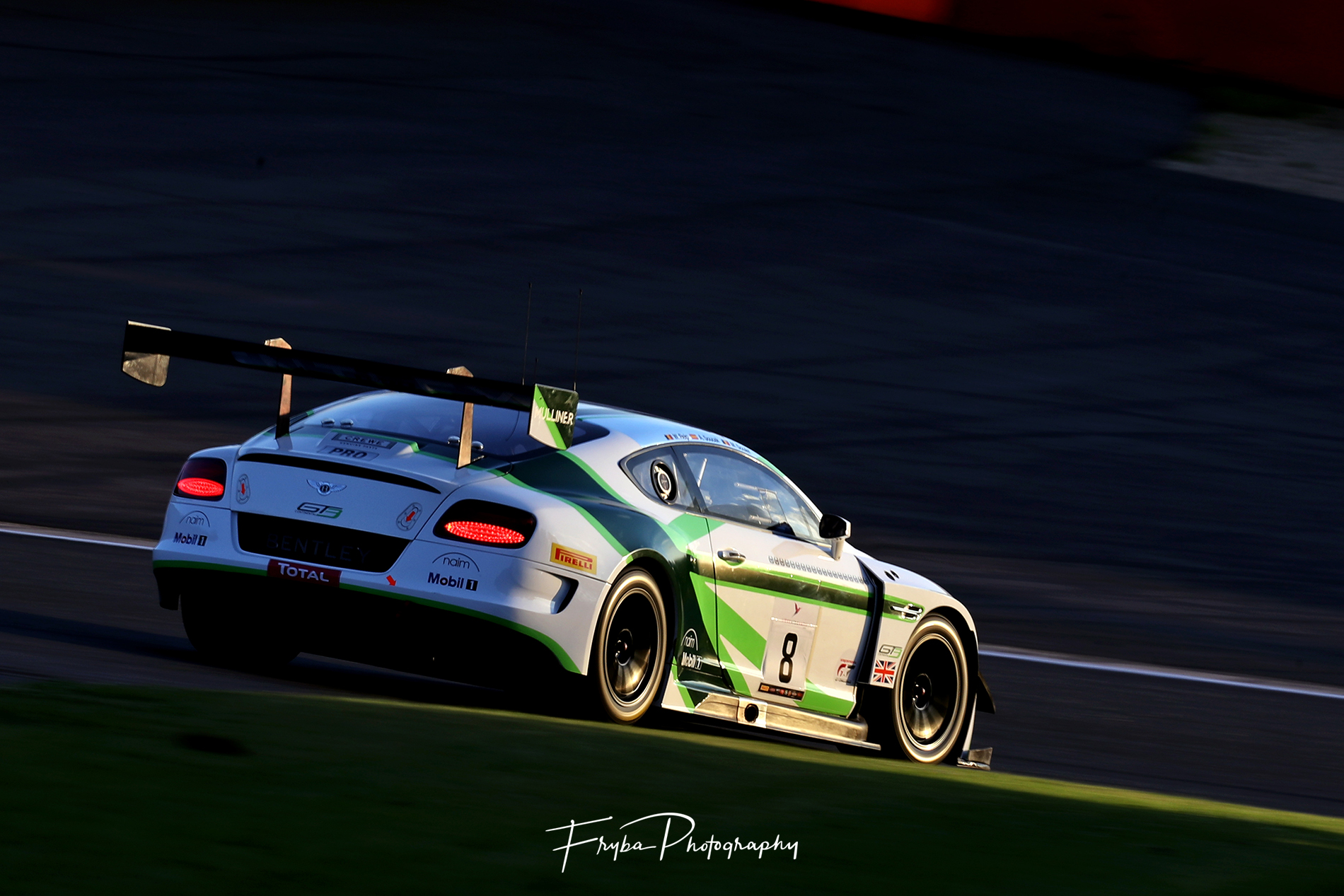 24h Spa 2016 Bentley GT3