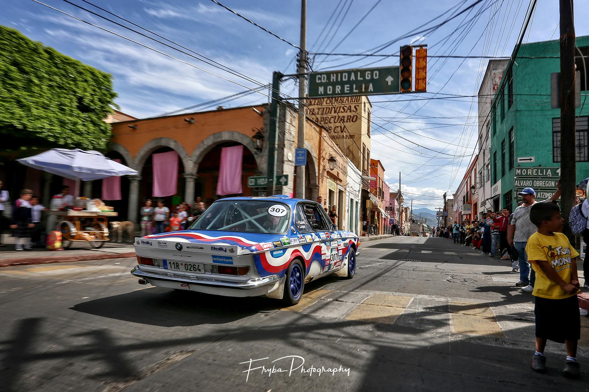BMW La Carrera Panamericana 2015