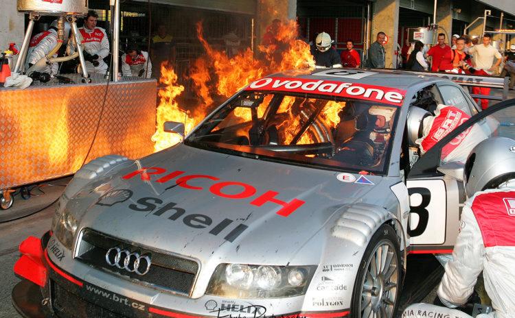 Brno-Audi-Fire-2007