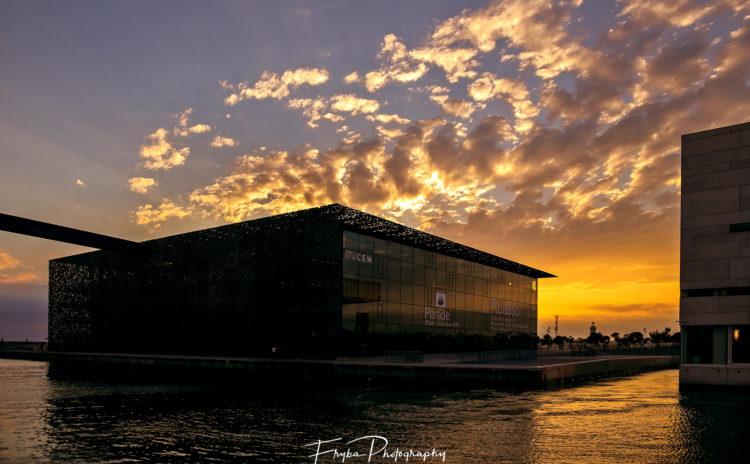 Marseille museum Mucem
