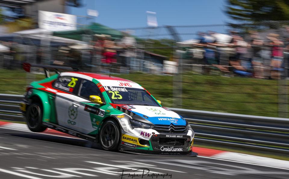 WTCC-Citroen-2017-Nurburgring-Bennani