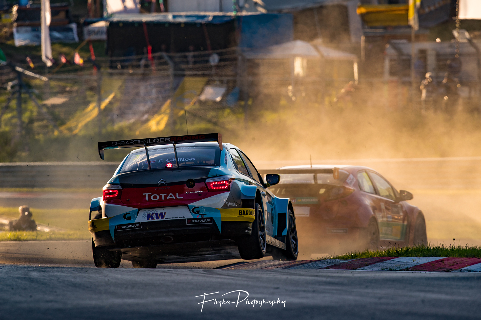 WTCC Nurburgring 2017 Chilton
