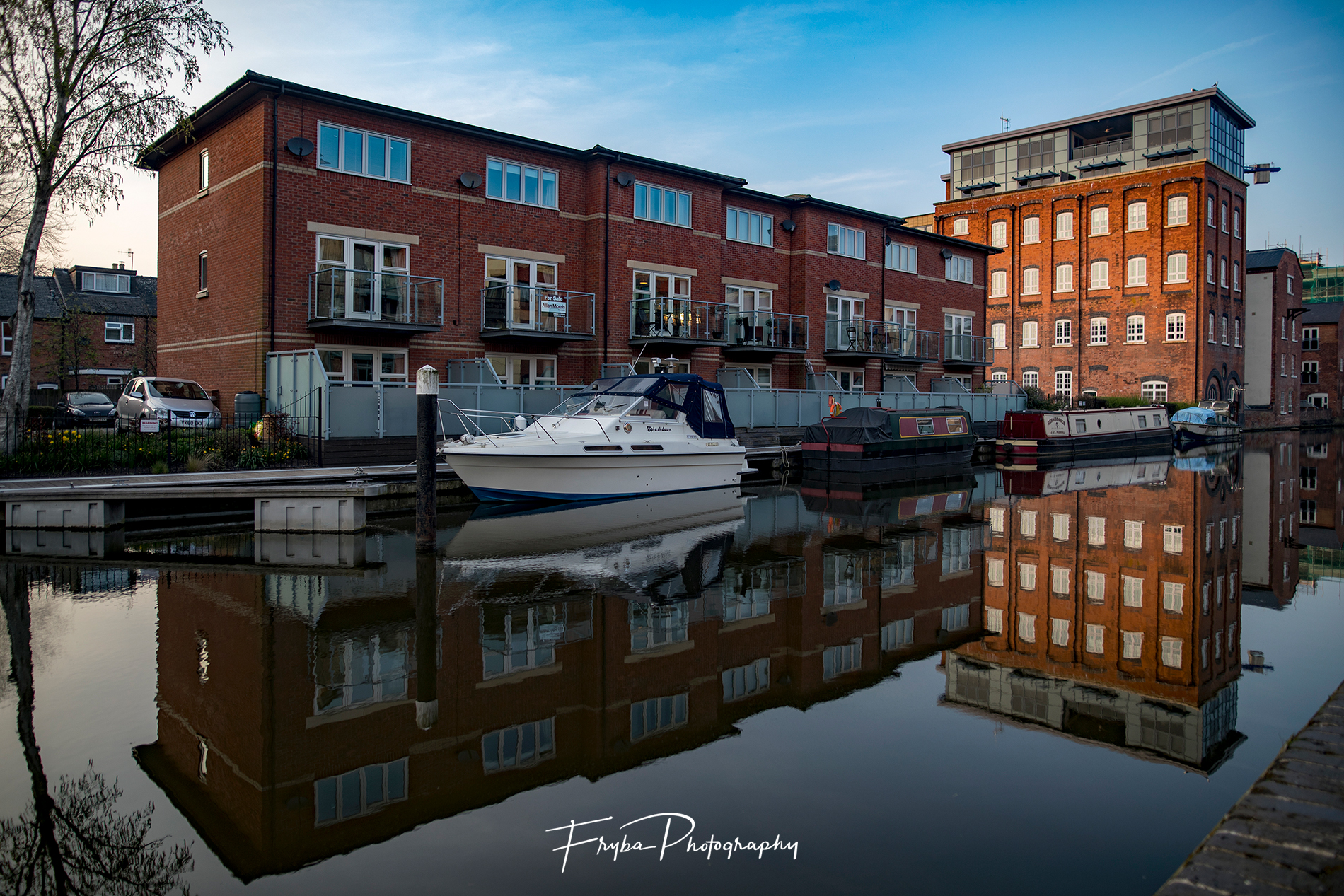 Worcester port